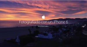 Fotografiado con el iPhone 6
