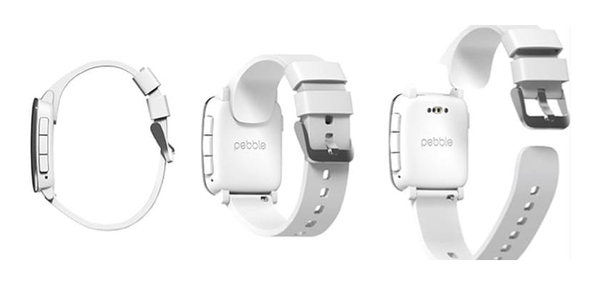 pulseras inteligentes de pebble
