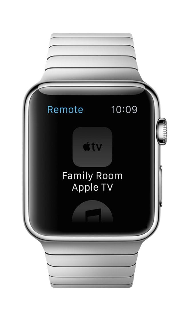 Apple TV. Apple Watch