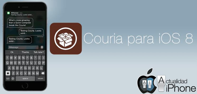 Couria-ios8