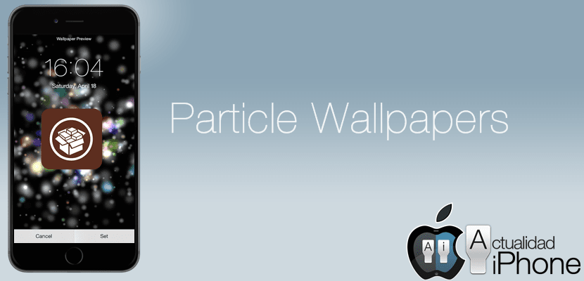 Particle-Wallpapers