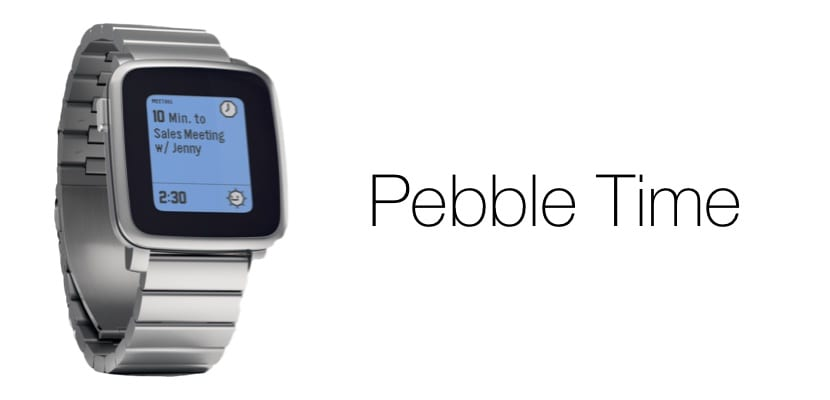 Pebble-TIme