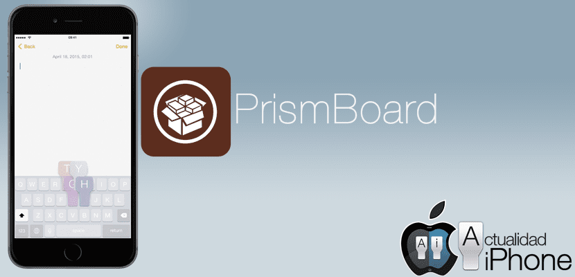 PrismBoard
