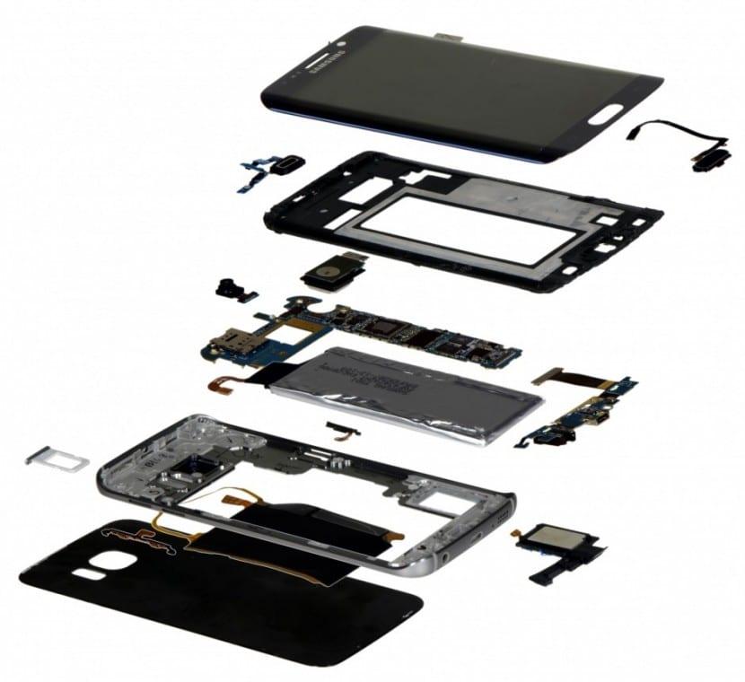 Samsung-s6-desmontado