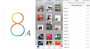 Audiolibros en iOS 8.4