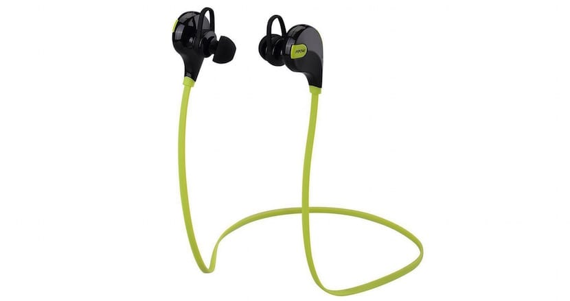 Auriculares Bluetooth para hacer deporte