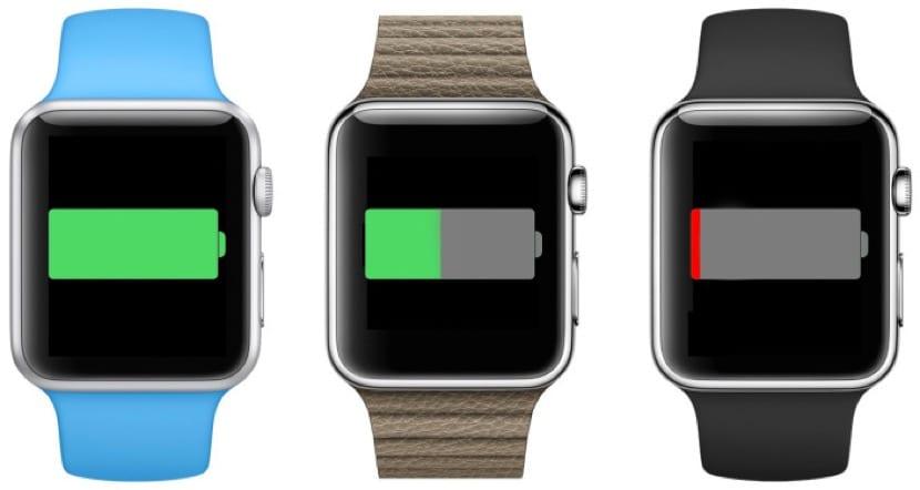 Solución al problema de carga del Apple Watch