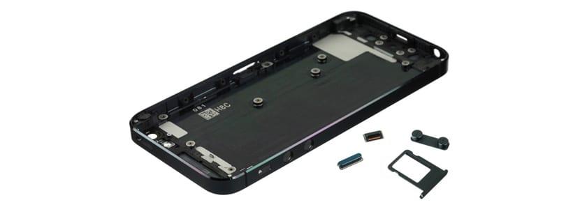 Carcasa trasera del iPhone