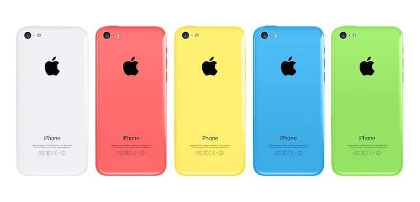 Comprar iPhone 5c