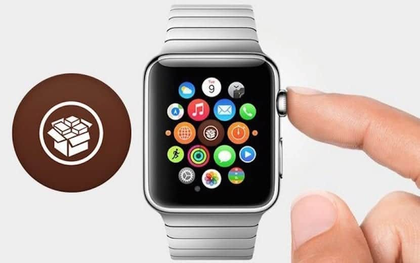 Jailbreak del Apple Watch
