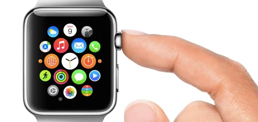 navegacion Apple Watch