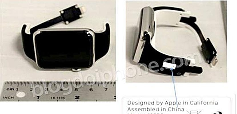 As� es el conector Lightning de los Apple Watch