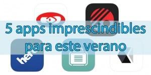 Apps verano 2015