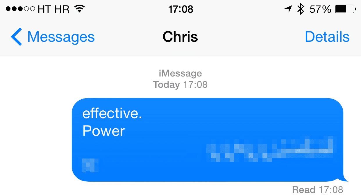 Apple publica parche temporal para el problema de iMessage