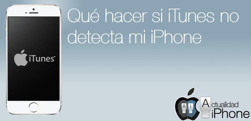 itunes-no-detecta-iphone