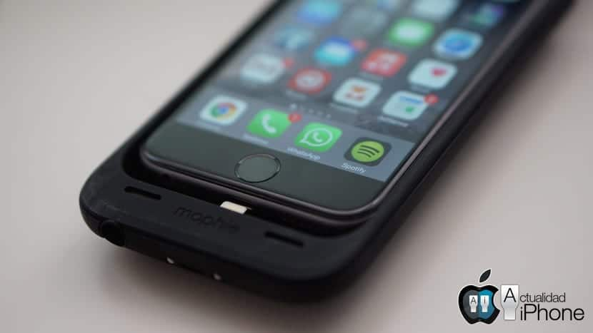 Mophie Juice Pack Air para iPhone 6