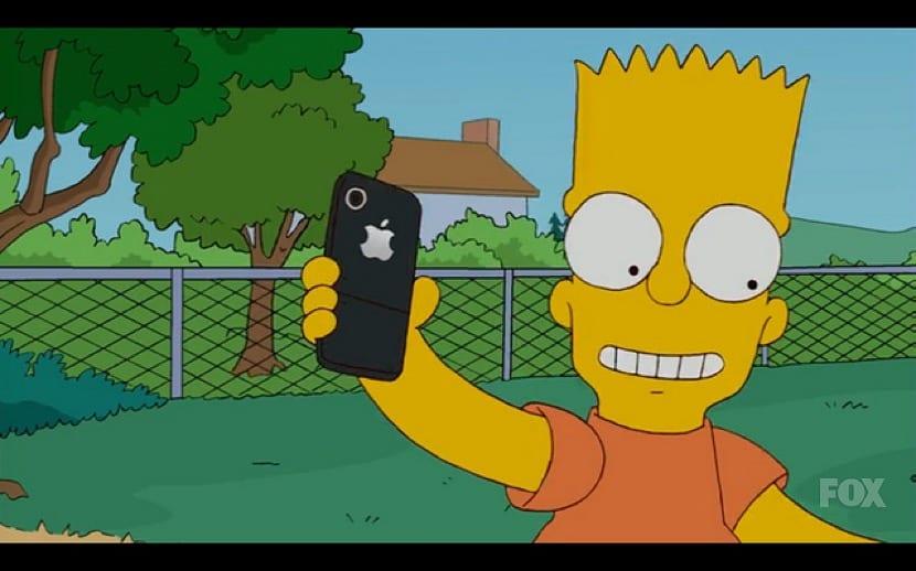 Bart-iPhone