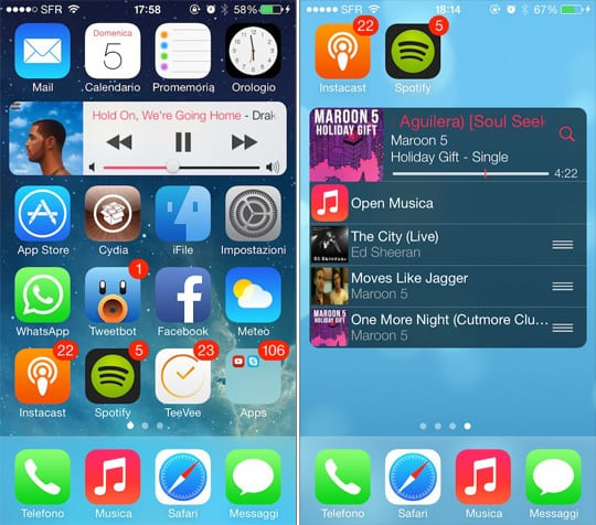 MiniPlayer-3.0-Cydia-Tweak