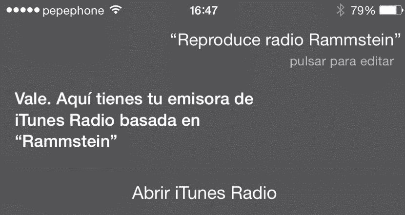 apple music siri