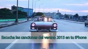 Canción del verano 2015
