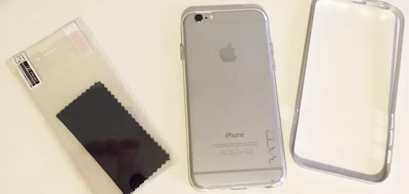 funda exoframe para el iPhone