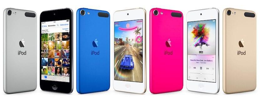 iPod Touch anuncio