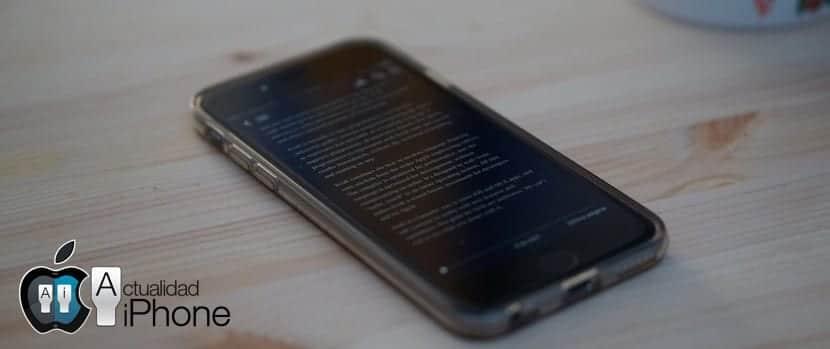 Libros para iPhone