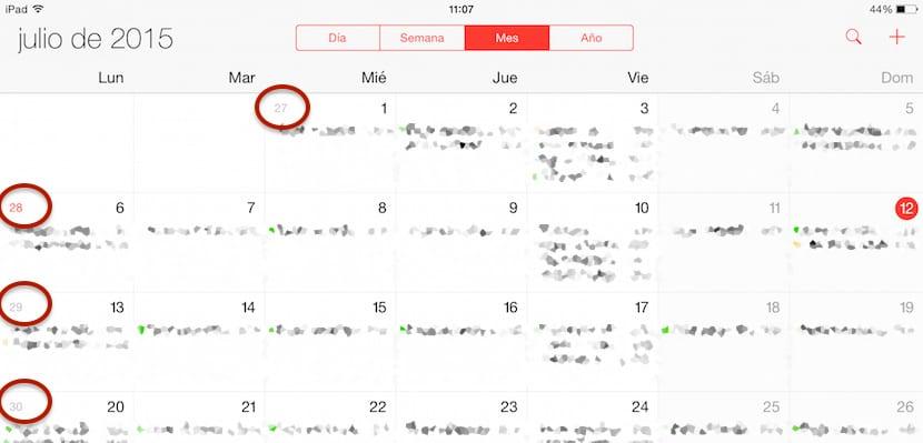 Anadir Calendario Iphone.Como Anadir El Numero De La Semana Al Calendario En Ios 8