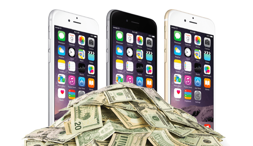 iPhone-money