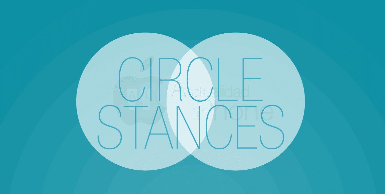 Circlestances, un juego simple para gente con reflejos