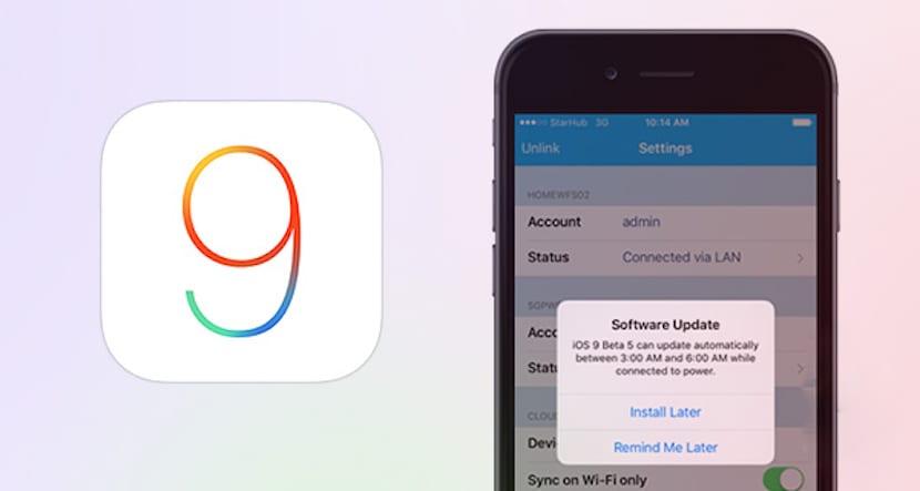 iOS 9 OTA