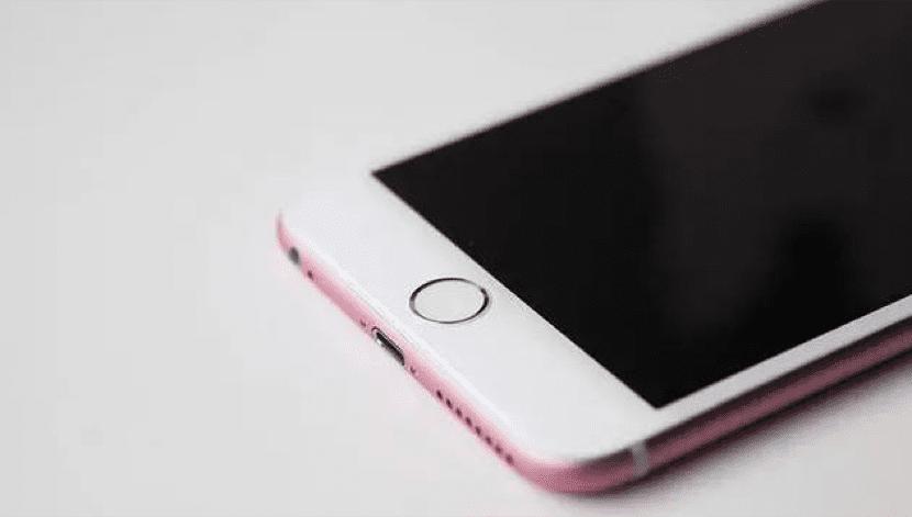 iPhone-rosa