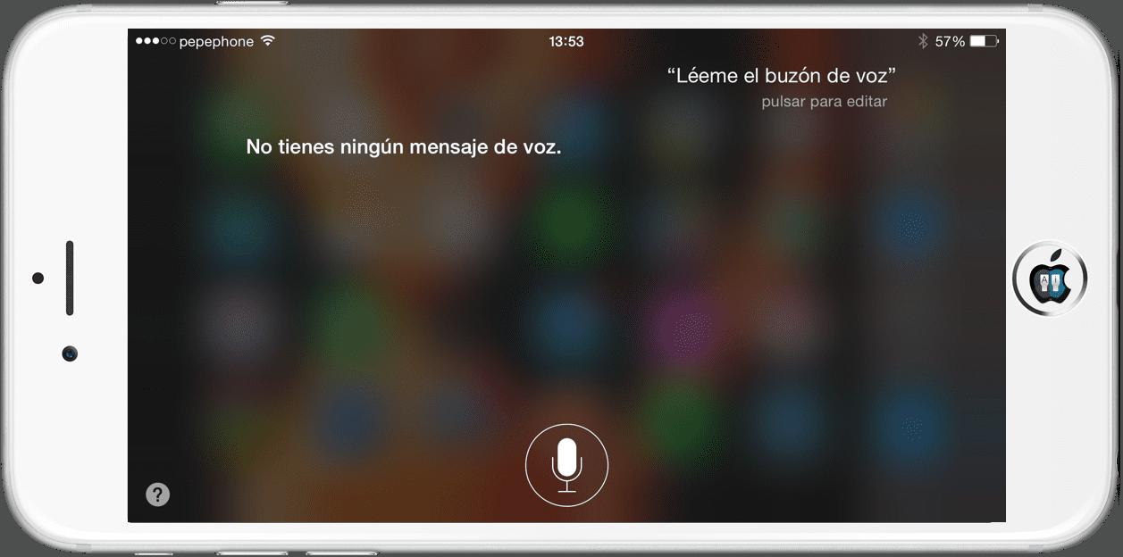 Siri nos convertirá los mensajes de voz a texto en iOS 10