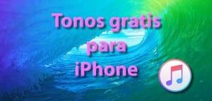 Tonos para iPhone