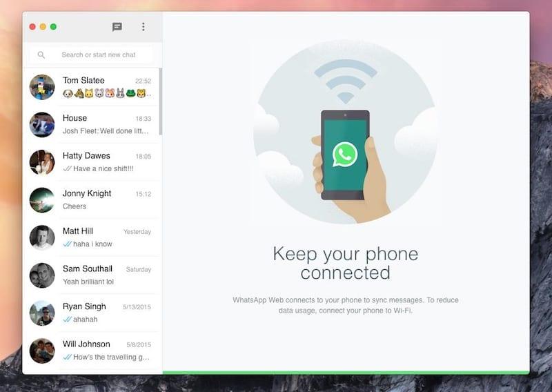WhatsMac o ChitChat