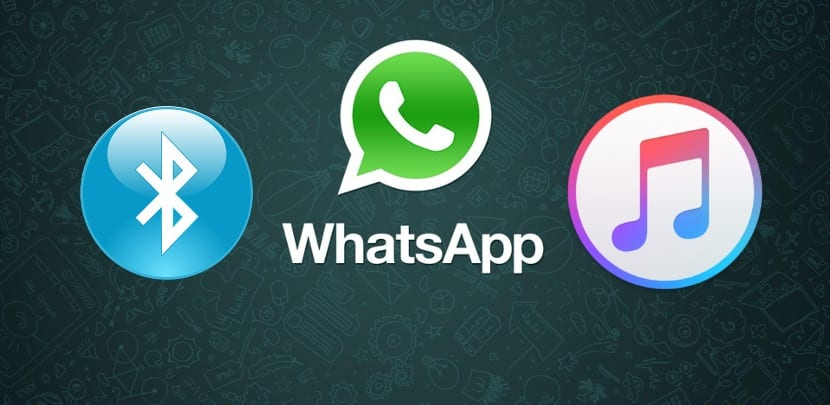 Pasar canciones por Whatsapp al iPhone
