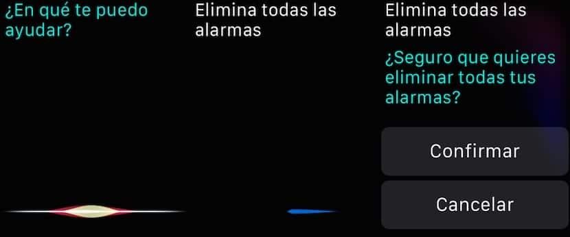 Alarmas-Siri