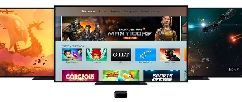 Apple-TV-Juegos
