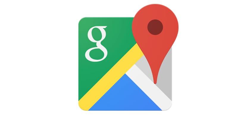 Google Maps icono