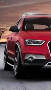 Fondo de pantalla de coches AUDI