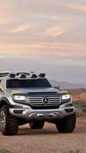 Fondo de pantalla de coches Mercedes