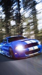 Fondo de pantalla de coches Mustang