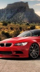 Fondo de pantalla de coches BMW