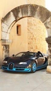Fondo de pantalla de coches Bugatti
