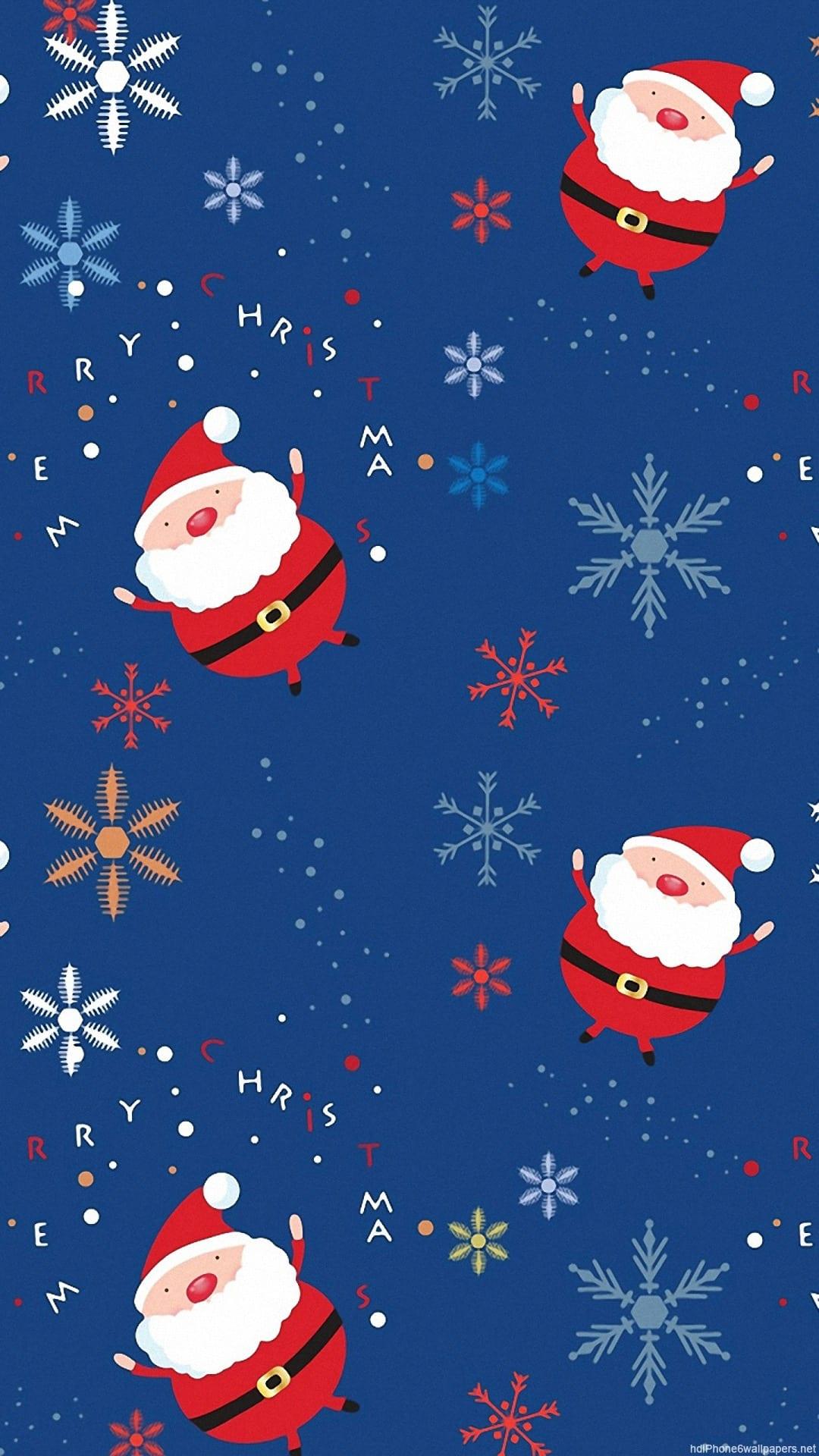 Fondos De Pantalla De Navidad Para El Iphone