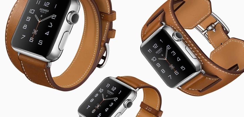 Apple Watch y Hermès