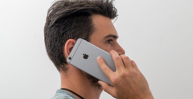 iPhone 6s con problemas de sonido