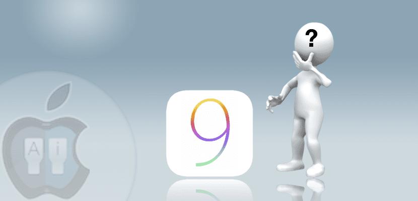 iOS 9 rendimiento