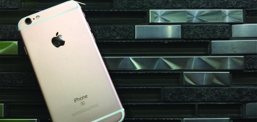 iphone 6s trasero