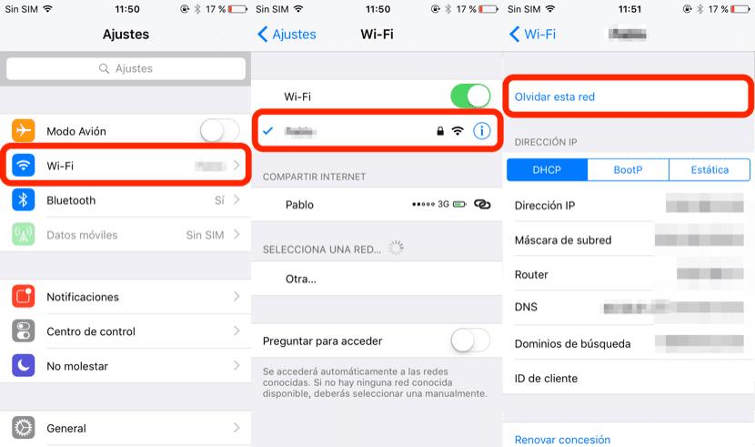 olvidar-wifi